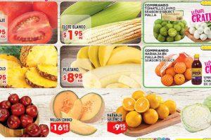 HEB: folleto frutas y verduras 24 al 30 de octubre 2017