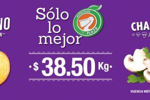 Miércoles de Plaza La Comer 4 de Octubre 2017