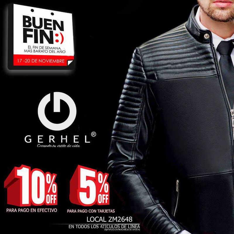 Ofertas El Buen Fin 2017 Gerhel