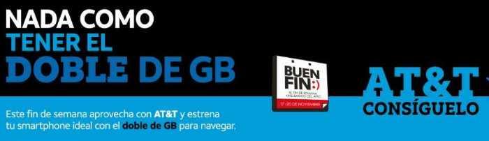 Promociones El Buen Fin 2017 en AT&T