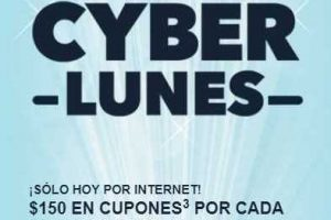 Cyber Lunes 2017 en Best Buy