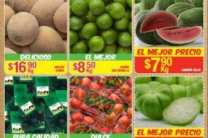 Bodega Aurerra: Frutas y Verduras Tiánguis de Mamá Lucha del 3 al 9 de Noviembre