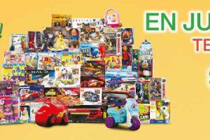 El Buen Fin 2017 Comercial Mexicana y Mega Soriana: $200 de regalo en juguetería