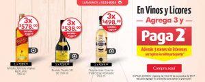 El Buen Fin 2017 Superama 3×2 en Vinos y Licores