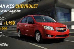 Ofertas El Buen Fin 2017 Chevrolet