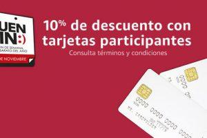 El Buen Fin 2017 Amazon: 10% de descuento con Bancomer y Banamex