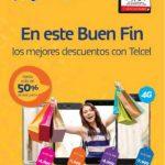 El Buen Fin 2017 Telcel: 50% de descuento en celulares Amigo Kit