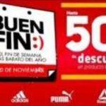 Ofertas El Buen Fin 2017 en Adidas
