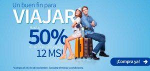Ofertas El Buen Fin 2017 en Interjet