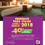 Promociones El Buen Fin 2017 en Hoteles Misión
