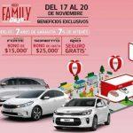 Ofertas El Buen Fin 2017 en Kia