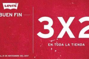 Ofertas El Buen Fin 2017 en Levis