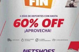 Ofertas Netshoes Buen Fin 2017