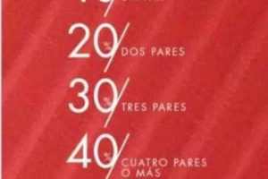 Ofertas del Buen Fin 2017 en Nine West
