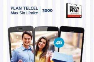 Ofertas El Buen Fin 2017 en Telcel
