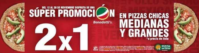 Promociones El Buen Fin 2017 en Benedettis