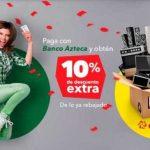 Ofertas El Buen Fin 2017 en Banco Azteca