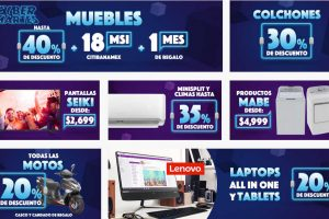 Famsa – Cyber Martes Banamex Hasta 40% de descuento + Hasta 18 MSI