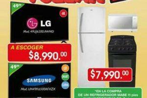 Folleto de ofertas del Buen Fin 2017 Comercial Mexicana y Mega