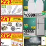 Folleto de Ofertas del Buen Fin 2017 The Home Depot
