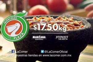 Miércoles de Plaza La Comer 22 de Noviembre 2017
