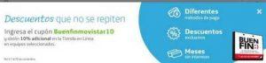 Promociones Buen Fin 2017 Movistar Tienda en Línea