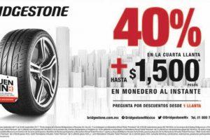 Ofertas El Buen Fin 2017 Bridgestone