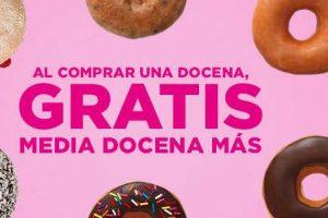 Ofertas El Buen Fin 2017 Dunkin' Donuts