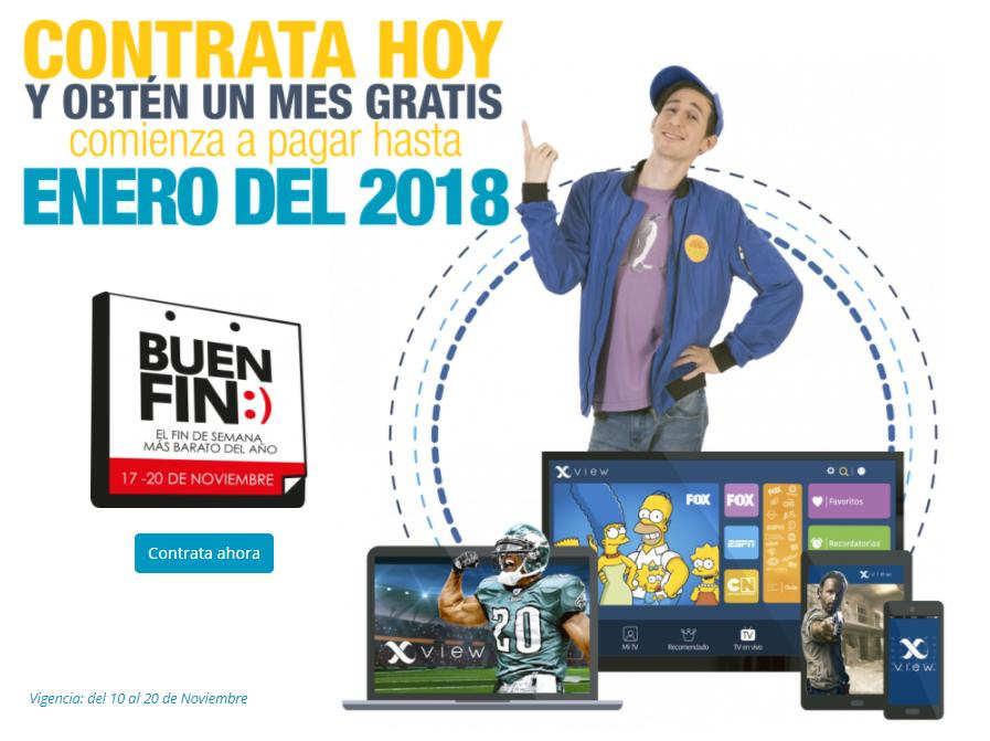 Ofertas El Buen Fin 2017 Megacable