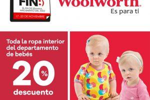Ofertas El Buen Fin 2017 Woolworth