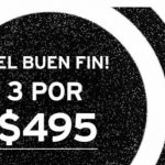 El Buen Fin 2017 en The Body Shop