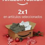 Amazon: Fashion 2x1 en Ropa, Zapatos y Accesorios