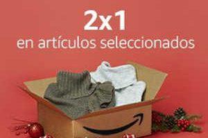 Amazon: Fashion 2x1 en Ropa, Zapatos y Accesorios