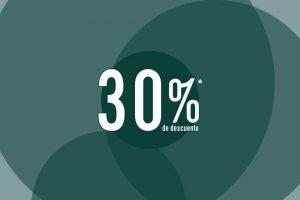 C&A: 30% de descuento en prendas marcadas con punto verde