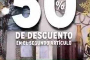 Días Mágicos The Home Store 50% de descuento en segundo Artículo