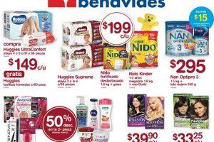Farmacias Benavides: Ofertas de Fin de Semana del 8 al 11 de Diciembre 2017