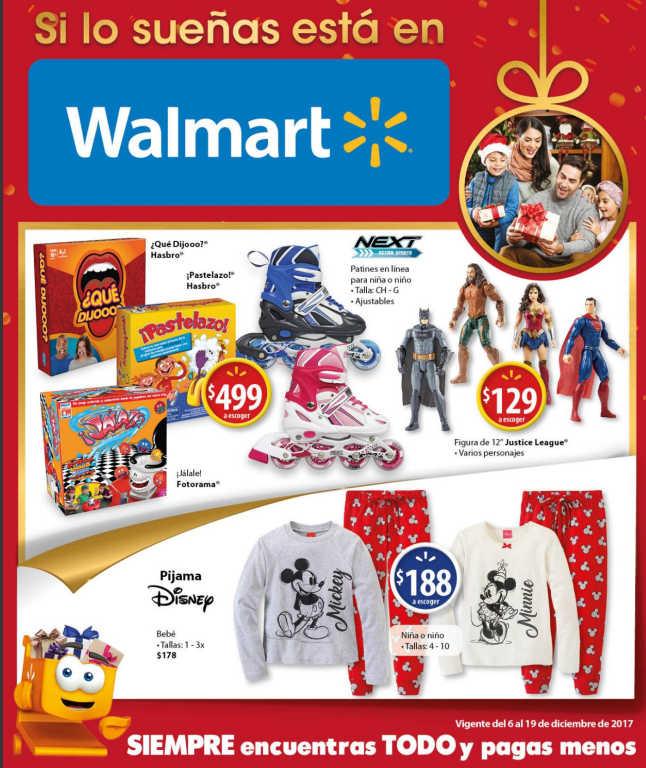 Walmart Catalogo De Ofertas Del 6 Al 19 De Diciembre 2017