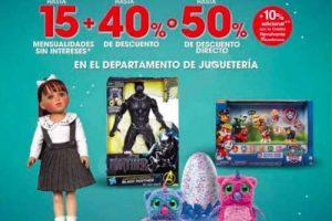 Sanborns: hasta 50% de descuento en juguetes para día de Reyes