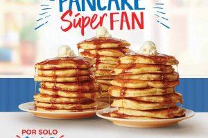 IHOP todos los Pancakes que puedas comer por $49 pesos 2018