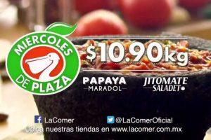 Miércoles de Plaza La Comer 10 de Enero de 2018