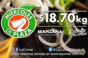 Miércoles de Plaza La Comer 17 de Enero de 2018