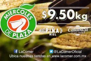 Miércoles de Plaza La Comer 3 de Enero de 2018