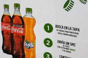 Promoción Tapas Verdes Coca Cola 2018