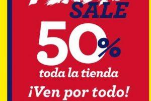 Aeropostale Flash Sale 50% de descuento en toda la tienda