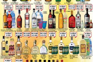 Bodegas Alianza Promociones Vinos y Licores del 20 de Febrero al 4 de Marzo 2018