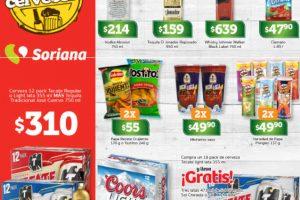 Ofertas Soriana Jueves Cervecero 22 de febrero de 2018
