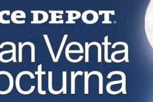 Venta Nocturna Office Depot 1 de marzo del 2018