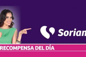 Soriana Ofertas Tarjeta Recompensas del Día del 9 al 12 de Febrero 2018