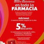 Soriana 10% de bonificación en monedero electrónico en toda la farmacia