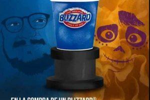 Promoción Dairy Queen Blizzard Mini Gratis al 5 de marzo